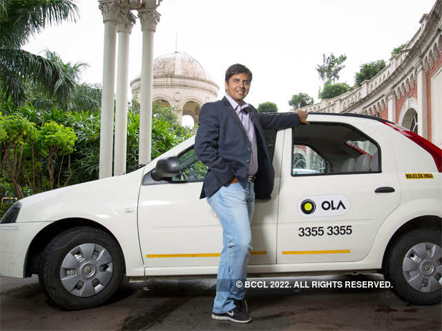 SoftBank comes calling again to infuse $1B in Ola