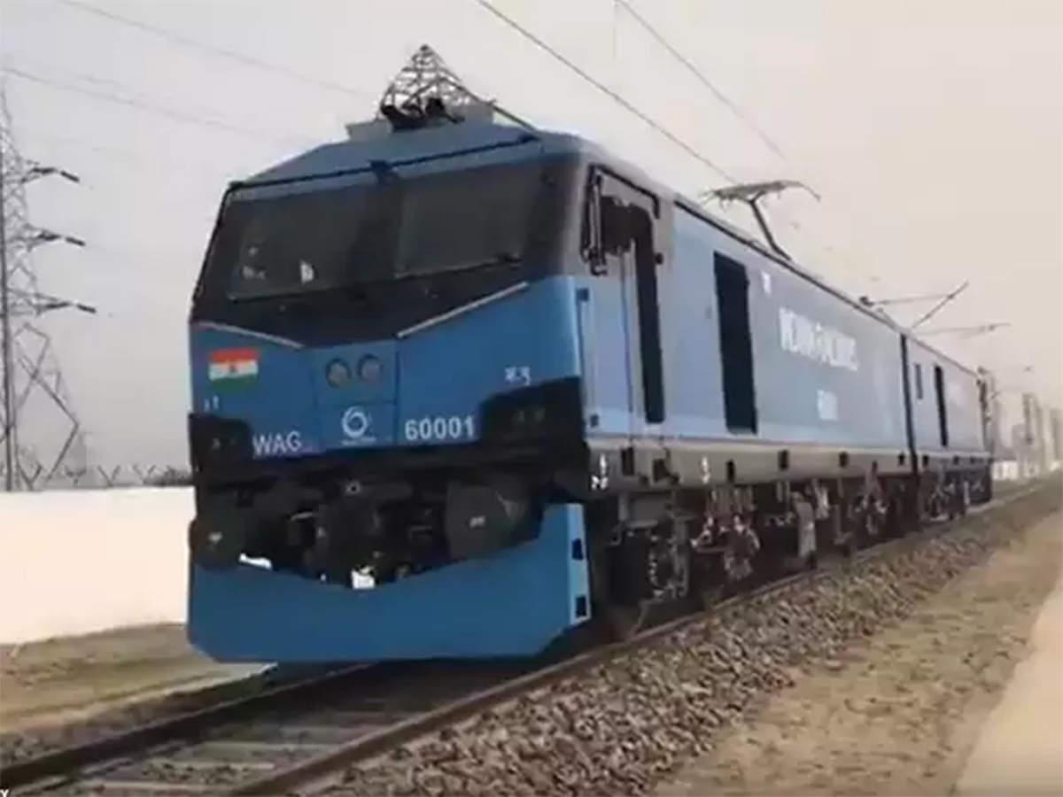 indian railways: Indian railways creates history, converts diesel