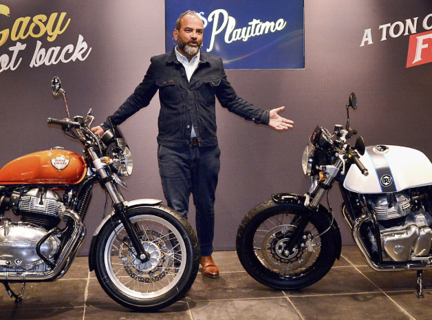 The two bikes come with a three-year global warranty and roadside assistance service.