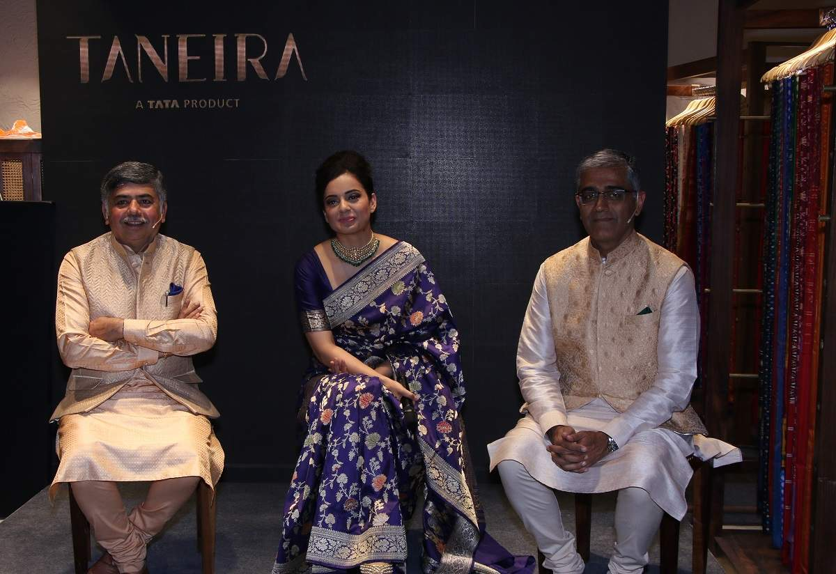 f26da654a taneira: Titan's ethnic wear brand Taneira to open 50 outlets in 5 ...