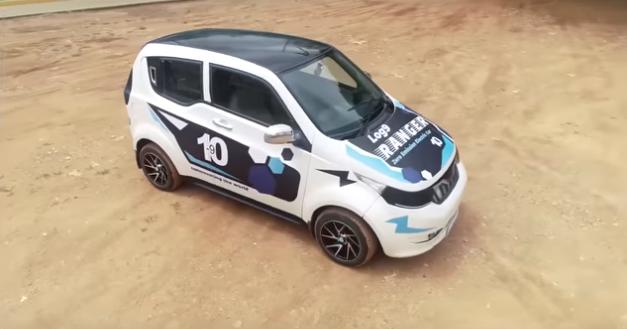 Car That Runs On Air >> Log 9 Materials Exhibits Ranger Car That Runs On Air And Water
