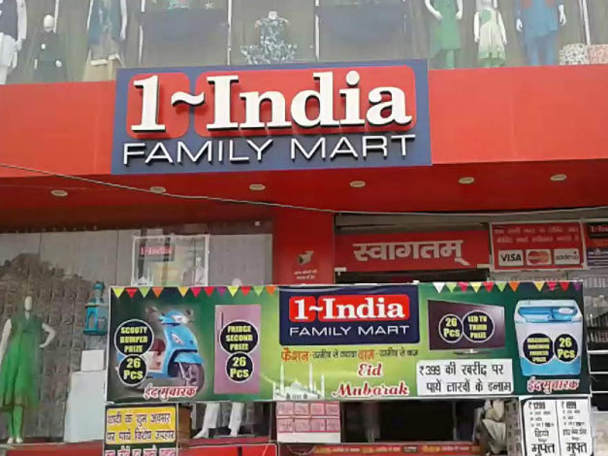 1-India Family Mart: Nysaa Retail to invest Rs 100 cr to add 80 ...