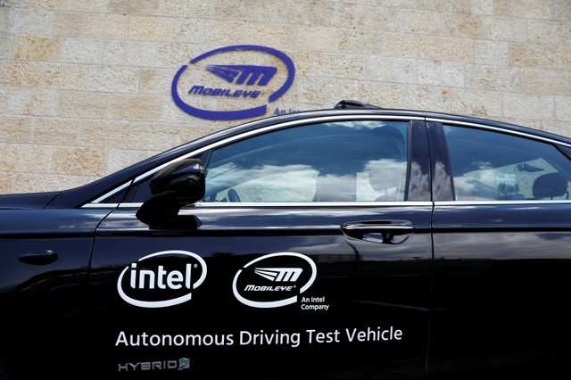 Mobileye leads Israeli charge into China's autonomous car market
