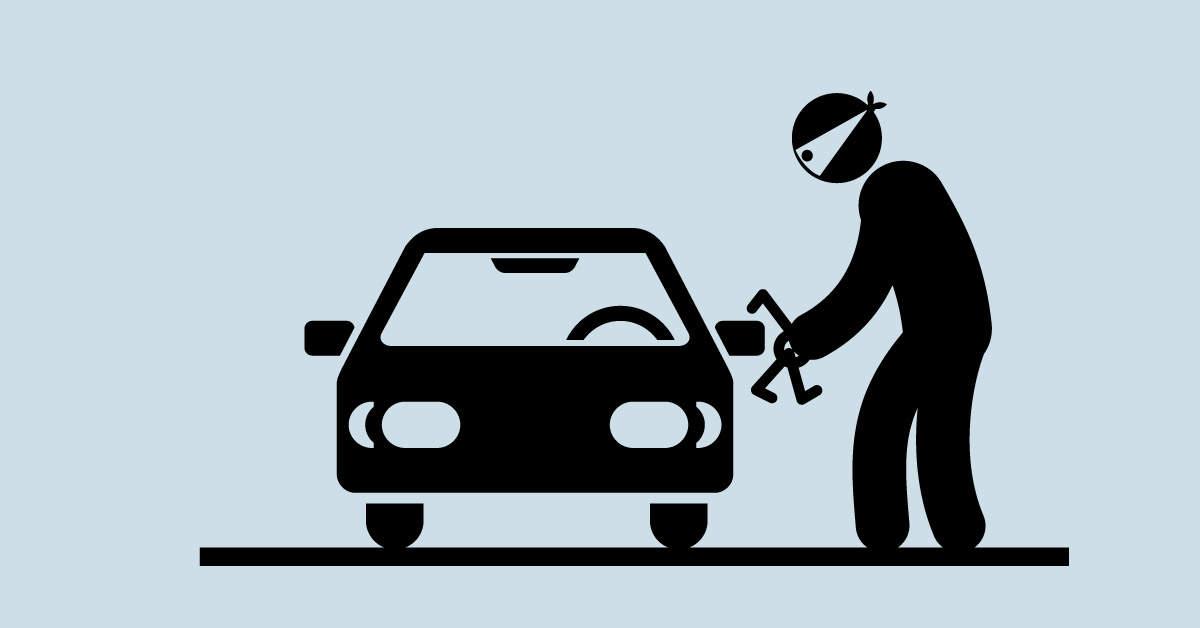 Theft Vehicle