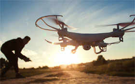 Drones: Out of sight, but in Indian govt's mind