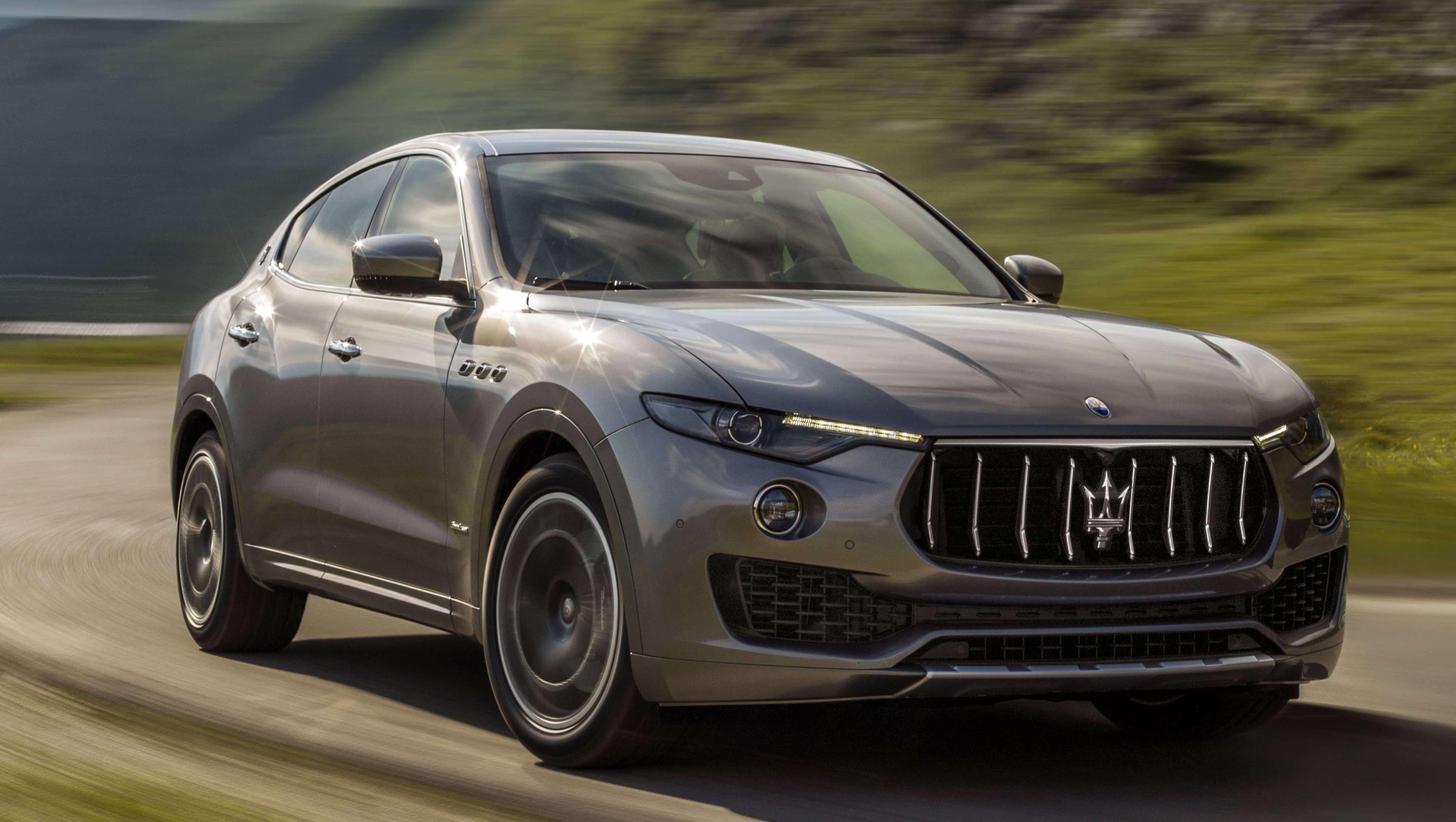 Maserati Levante Super Luxury Sports Car Market To Grow At 23 Cagr In Next 5 Years Maserati India Auto News Et Auto