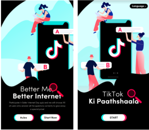 TikTok: Tiktok launches online safety campaign amid govt