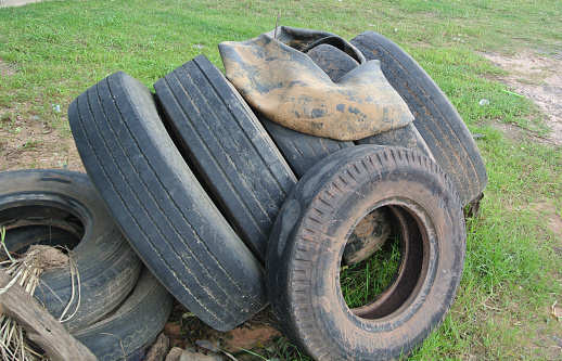 end of life tyres: Rampant use of end-of-life tyres for pyrolysis in