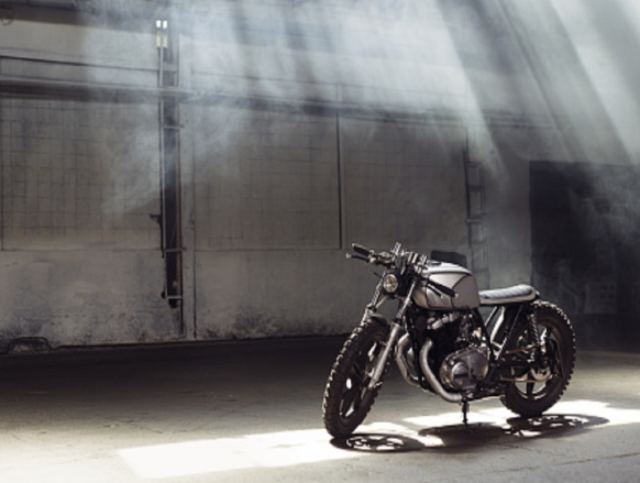 Enfield's volume has a lagged that of the premium bike segment in the past six months.