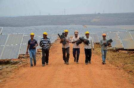 Solar power: Solar power cost will fall to Rs 1 9 per unit in India
