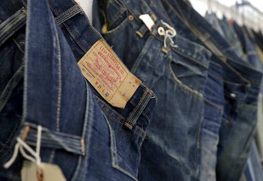 5f0bd994 Levi: Jeans maker Levi Strauss files for stock market comeback ...