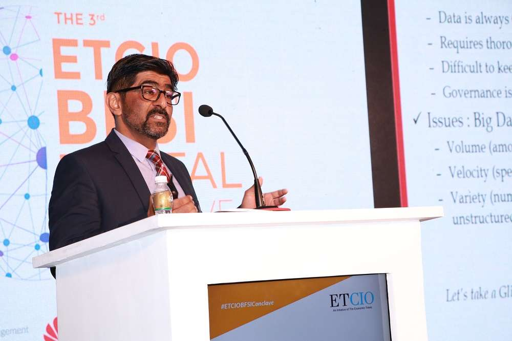 ETCIO BFSI Conclave 2019: Yes Bank CIO decodes data warehouse of the