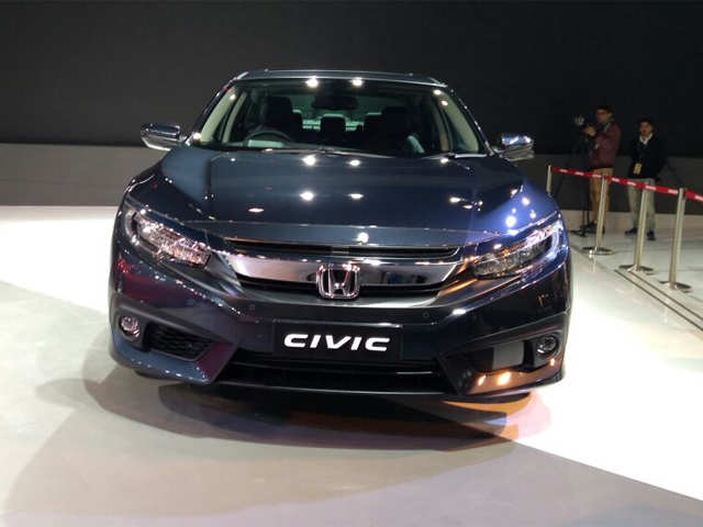 Honda Cars India Honda Cars India Posts 16 Rise In Domestic Sales