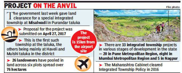 Pune: Purandar township gets government's nod