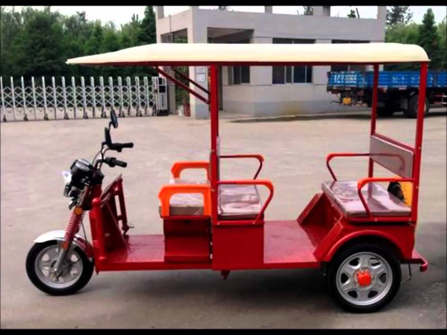 electric three-wheelers: e-rickshaws 'low hanging fruit' to