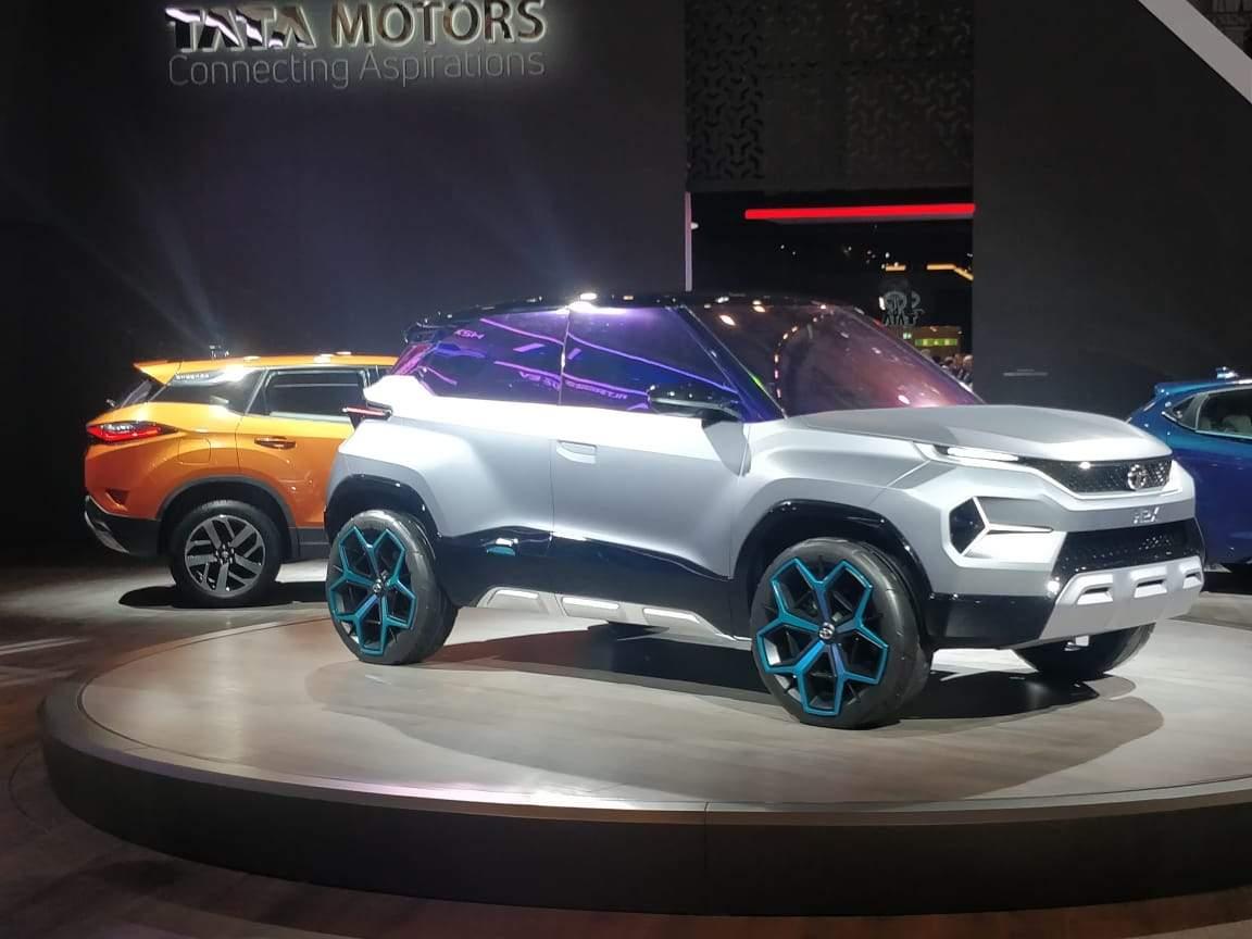 Five Star Auto >> Geneva Motor Show Tata Motors To Build 5 Star Rating Cars
