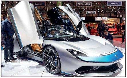 Pininfarina to Take on Lamborghini, Ferrari with \u0027Luxury