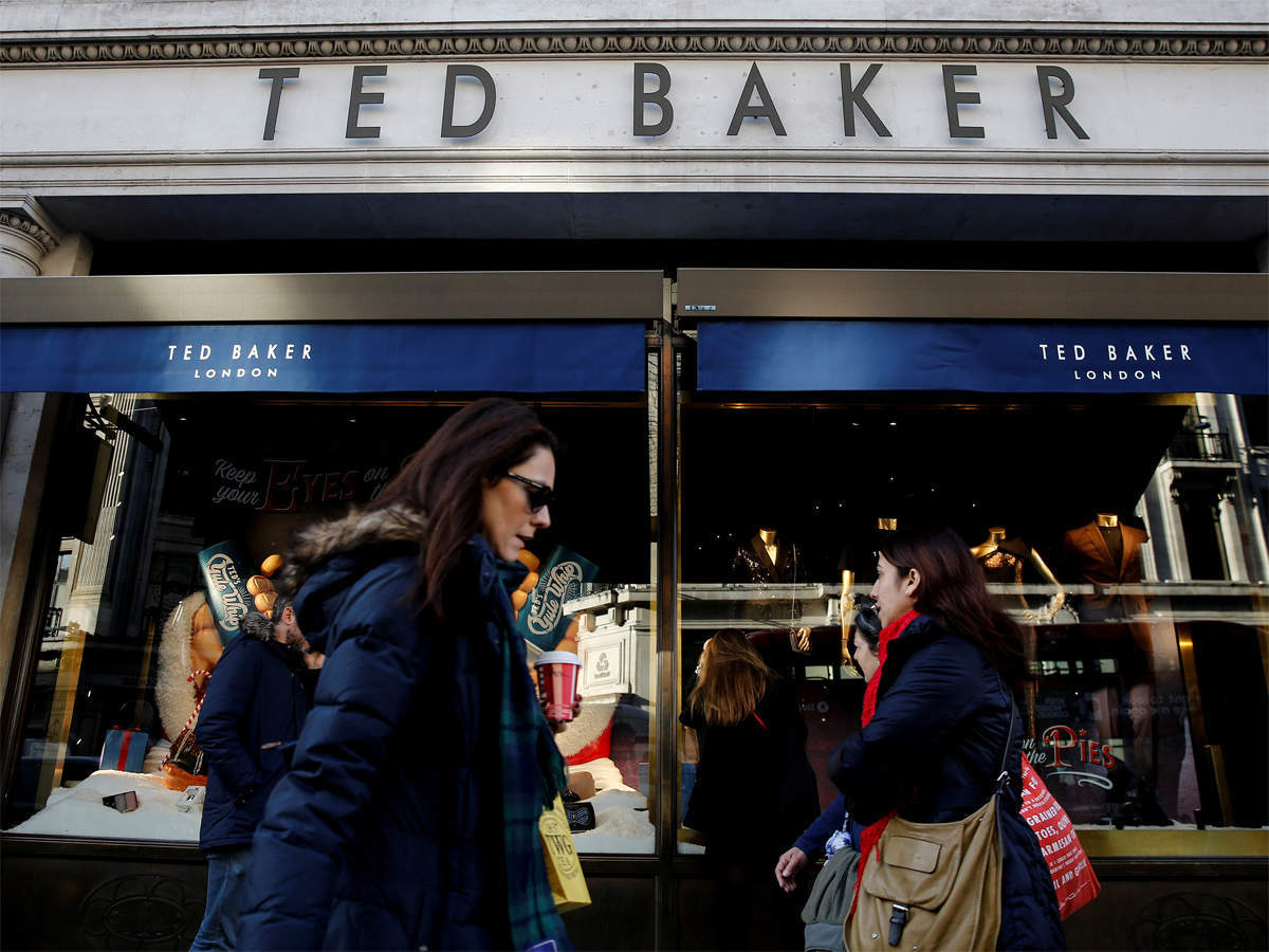 746f0fa63 Ted Baker  Ted Baker caps off tough year with first profit drop in a ...
