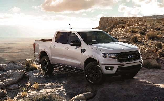 Ford Ranger 2019 Ford Ranger Now Available In Black Package