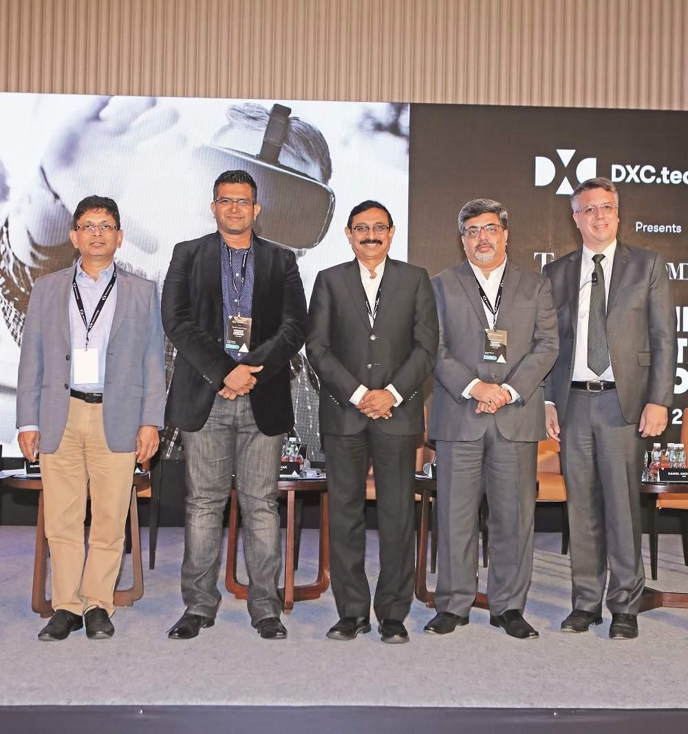 Taking the Tech Path: DXC Technology, IT News, ET CIO