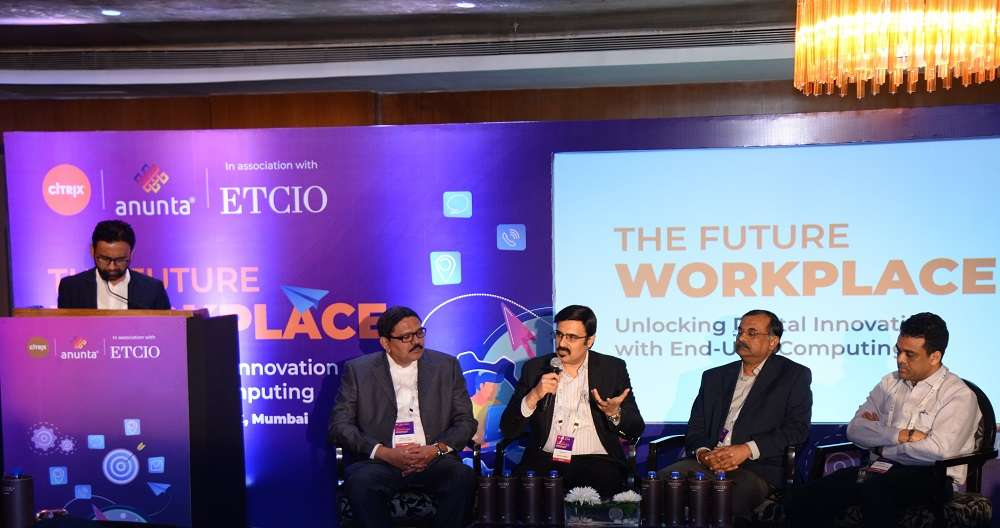 The future workplace: Unlocking innovation with end-user