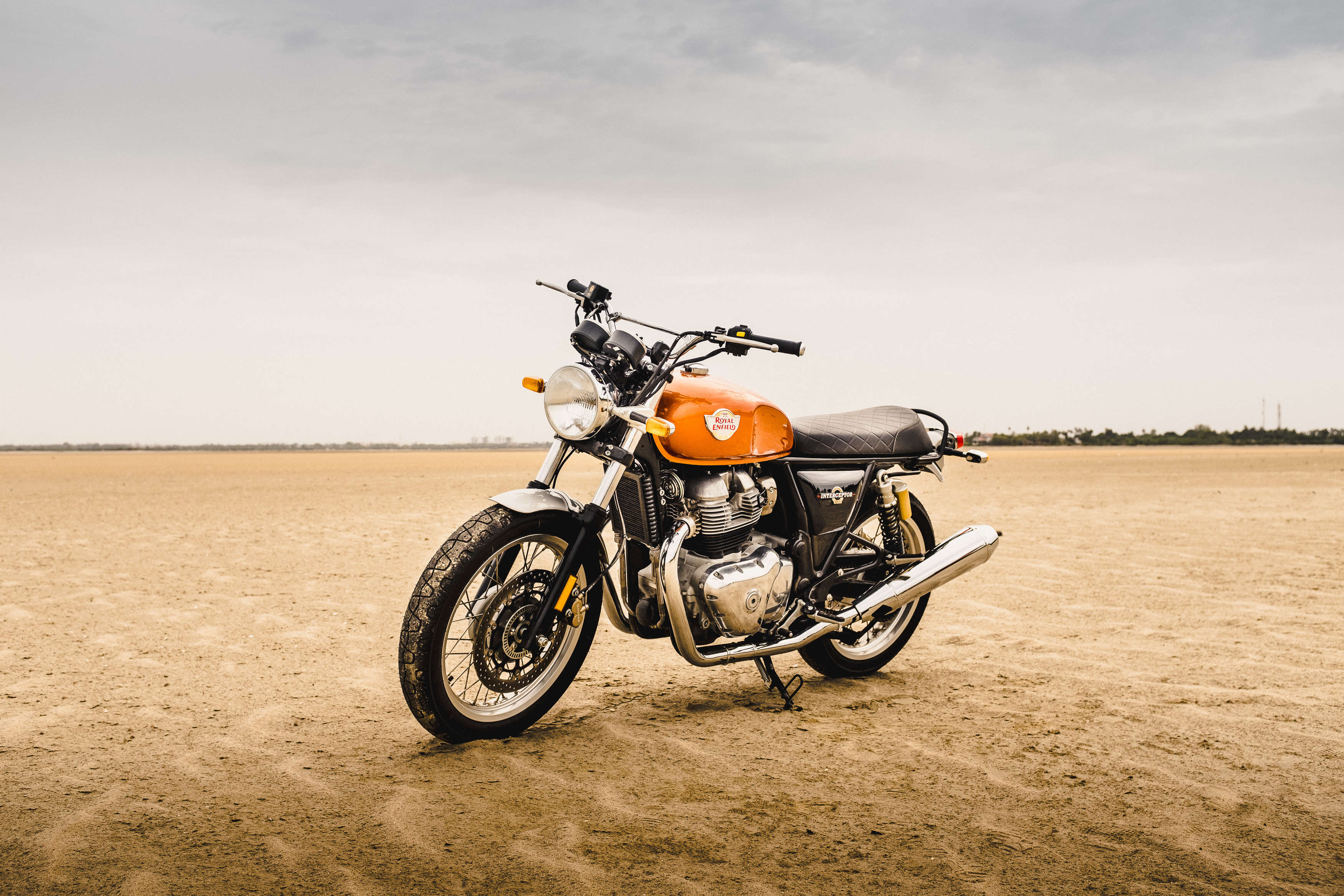 Royal Enfield- Interceptor INT 650