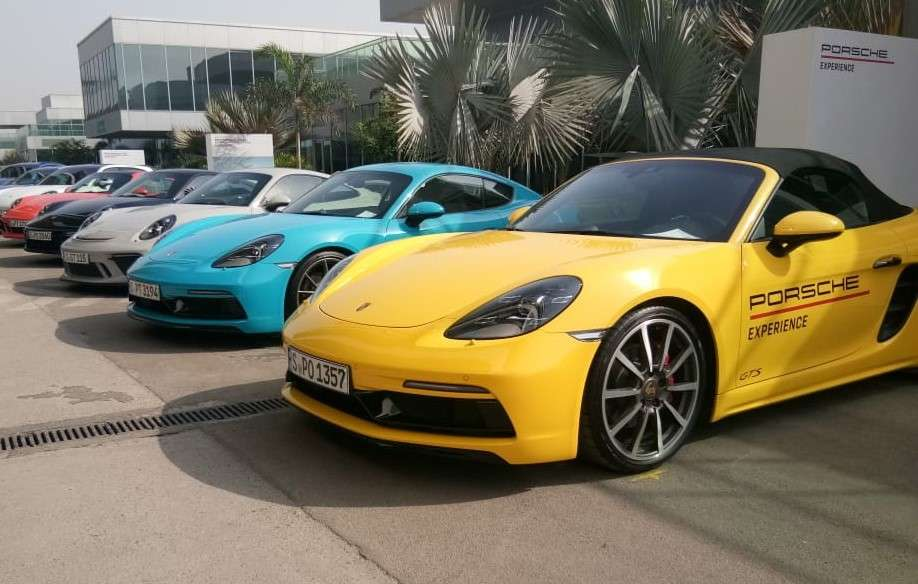 Porsche India Launch Porsche Launches Carrera S And Carrera S Cabriolet In India Auto News Et Auto