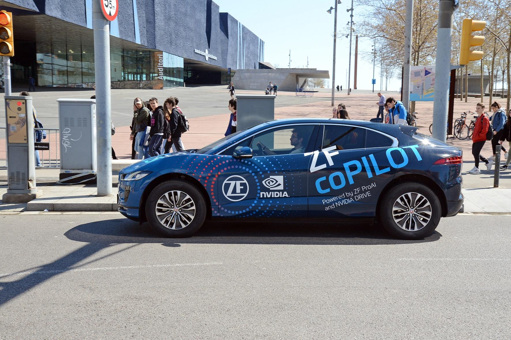 ZF launches coPILOT system for next-gem ADAS, Auto News, ET Auto