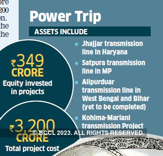 Sekura, CLP eye Kalpataru's power transmission assets