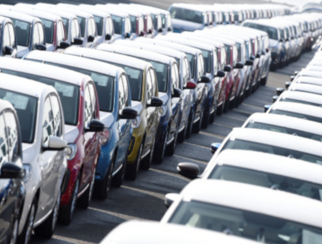 Auto sales in China, the world's largest car market, contracted for the first time last year since the 1990s