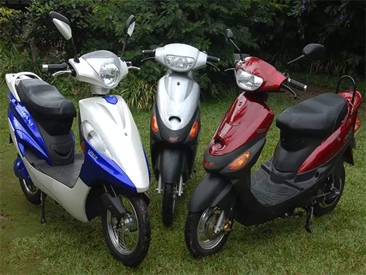The industry feels the Indian government's aim to sell one million two-wheelers in the next three years will be difficult to achieve.
