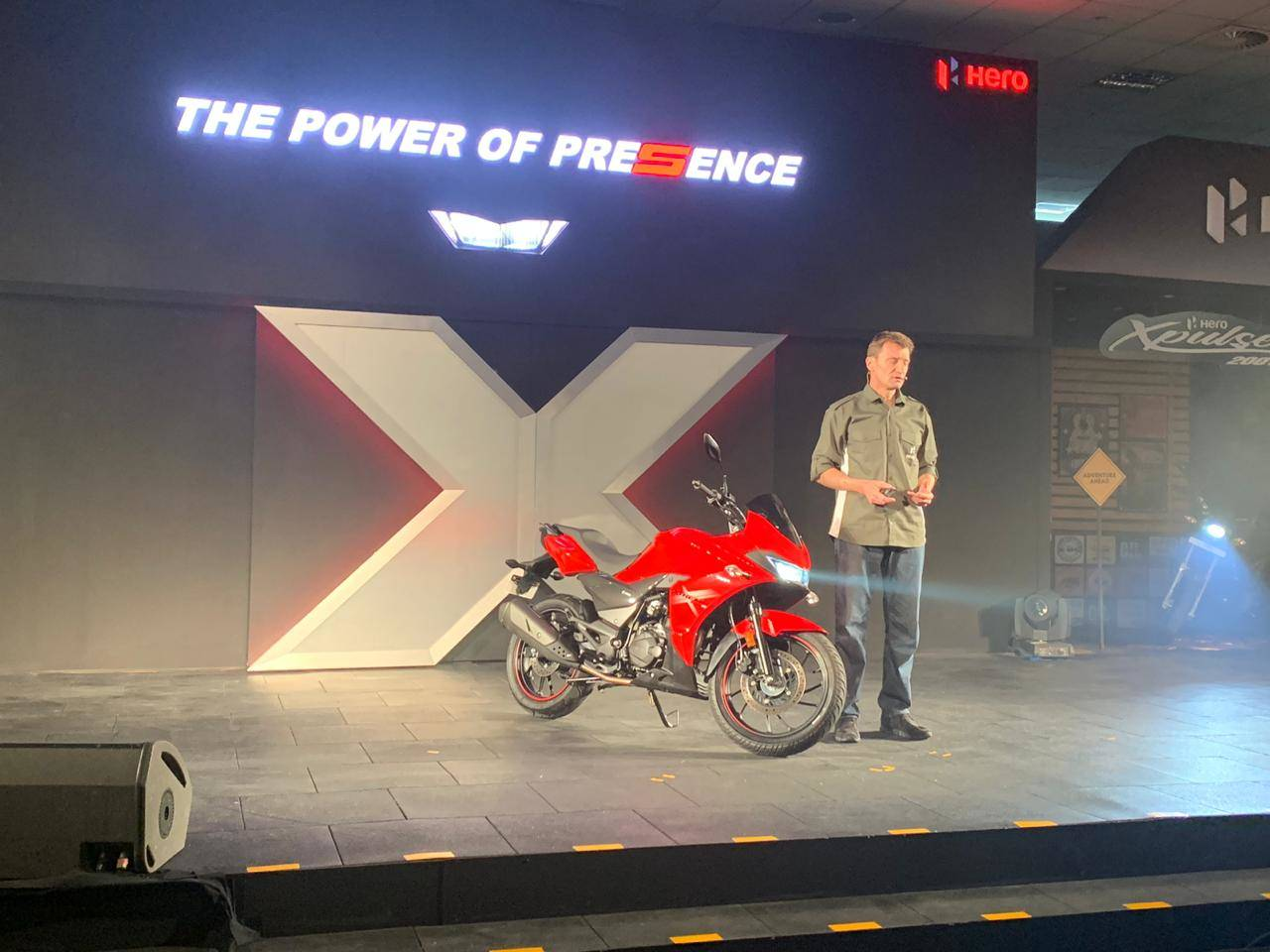 Hero MotoCorp: Hero MotoCorp launches three next-gen bikes starting