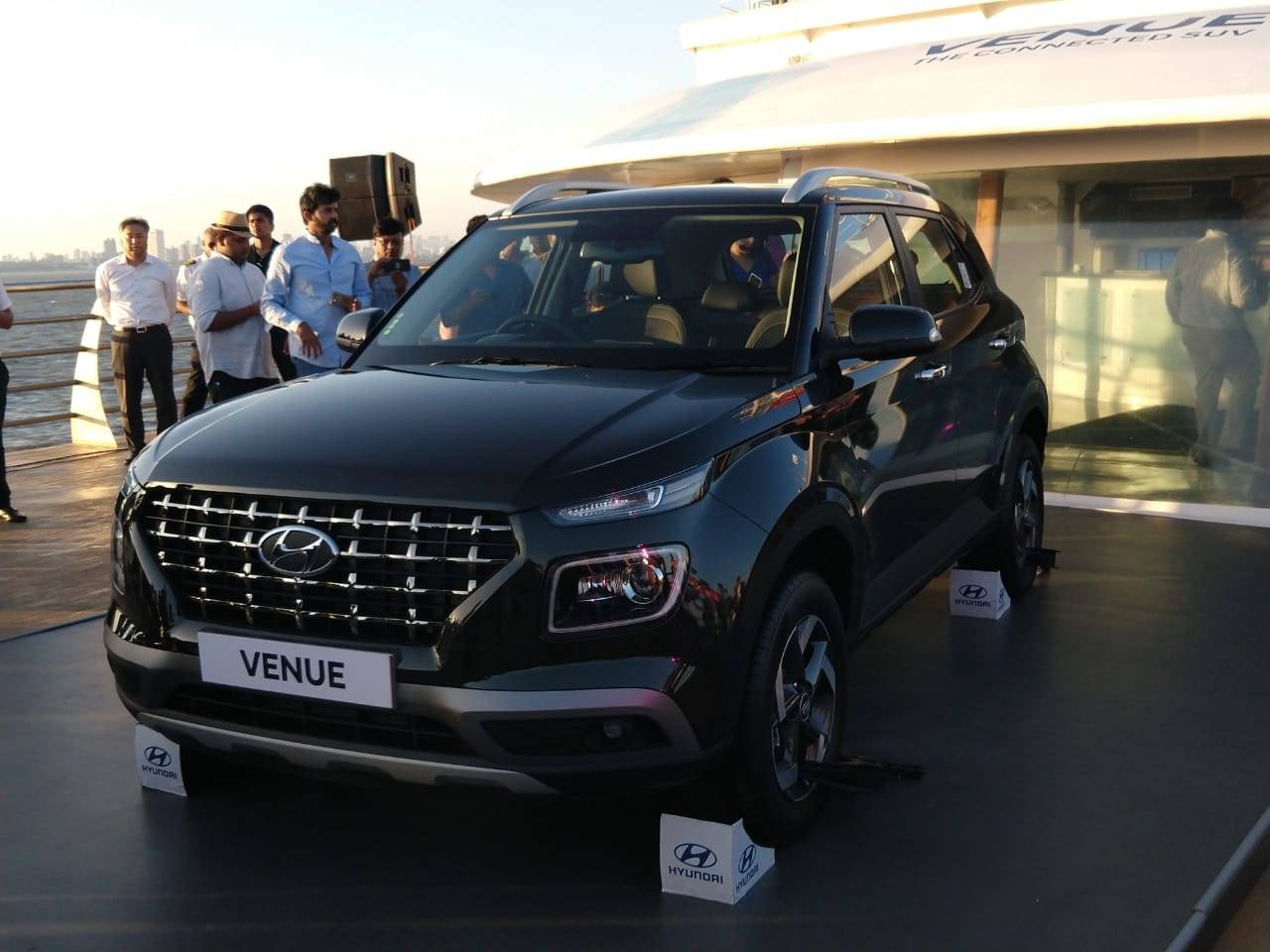 Hyundai Venue Bookings Hyundai Venue Bookings Open At Rs 21 000 Auto News Et Auto