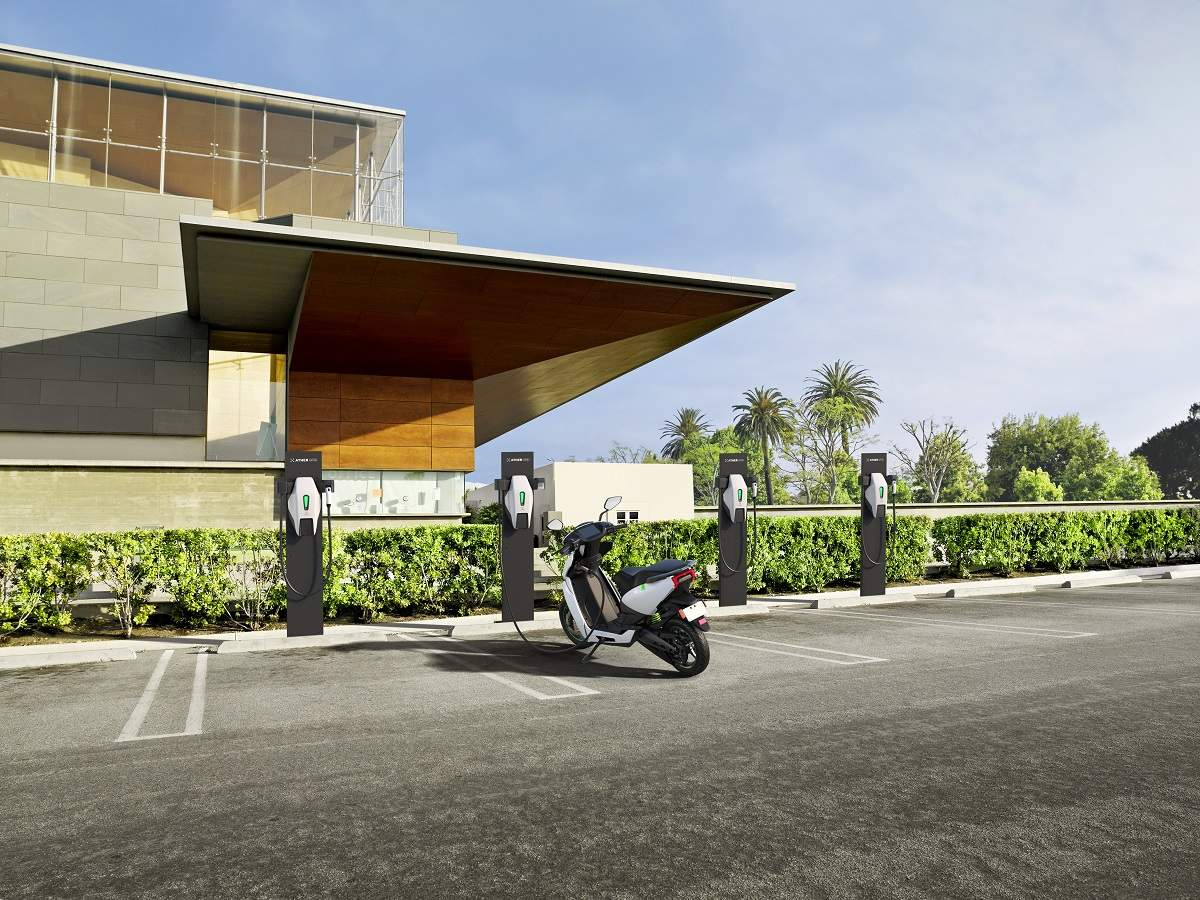 Ather Energy to install over 50 fast charging grid points in Chennai