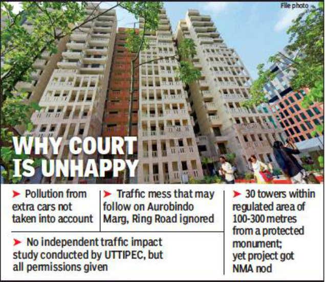 Agencies failed to assess East Kidwai Nagar project's impact: Delhi HC