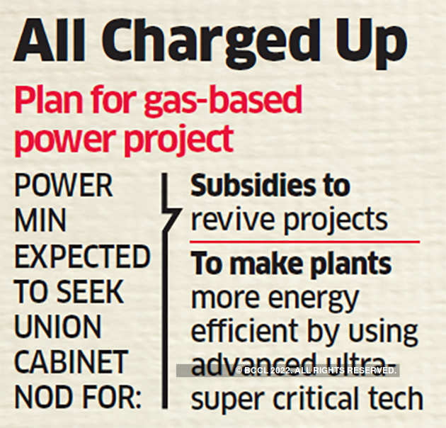 Gas-based plants' revival, EV infra on priority list of government in second innings