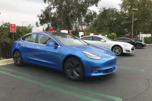 tesla model 3: Tesla's China-made Model 3 may be priced in $43,400