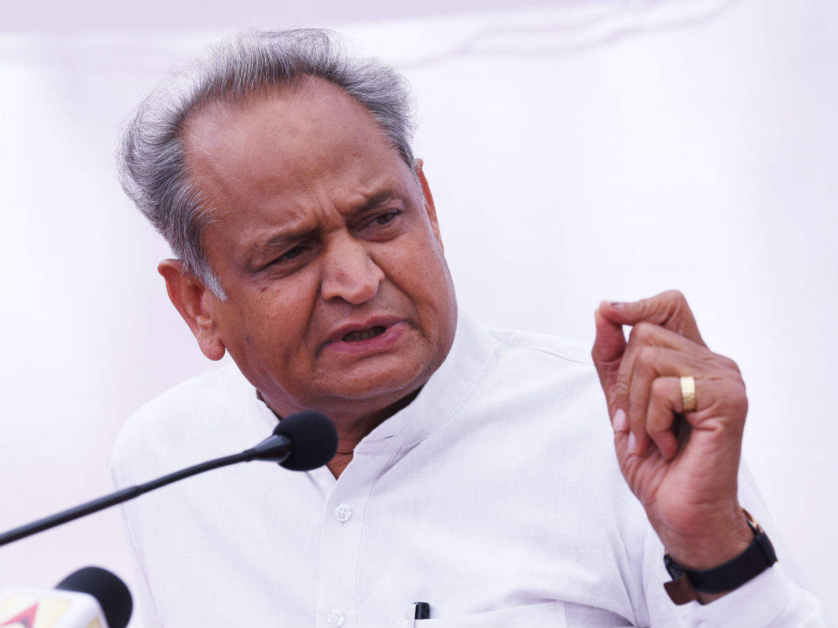 Rajasthan to enact a 'right to health' law: Ashok Gehlot, Health ...