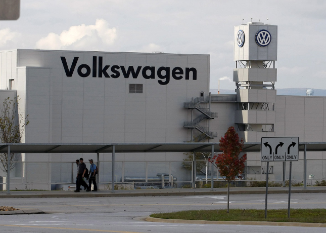 volkswagen: GOP officials rehash old fight against Volkswagen union