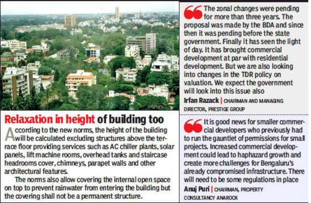 Karnataka government eases rules for big-ticket realty projects