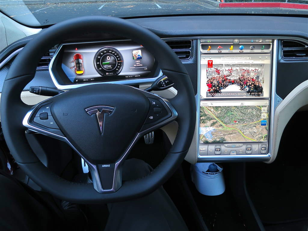 tesla model 3: Tesla Model 3's Autopilot technology can be