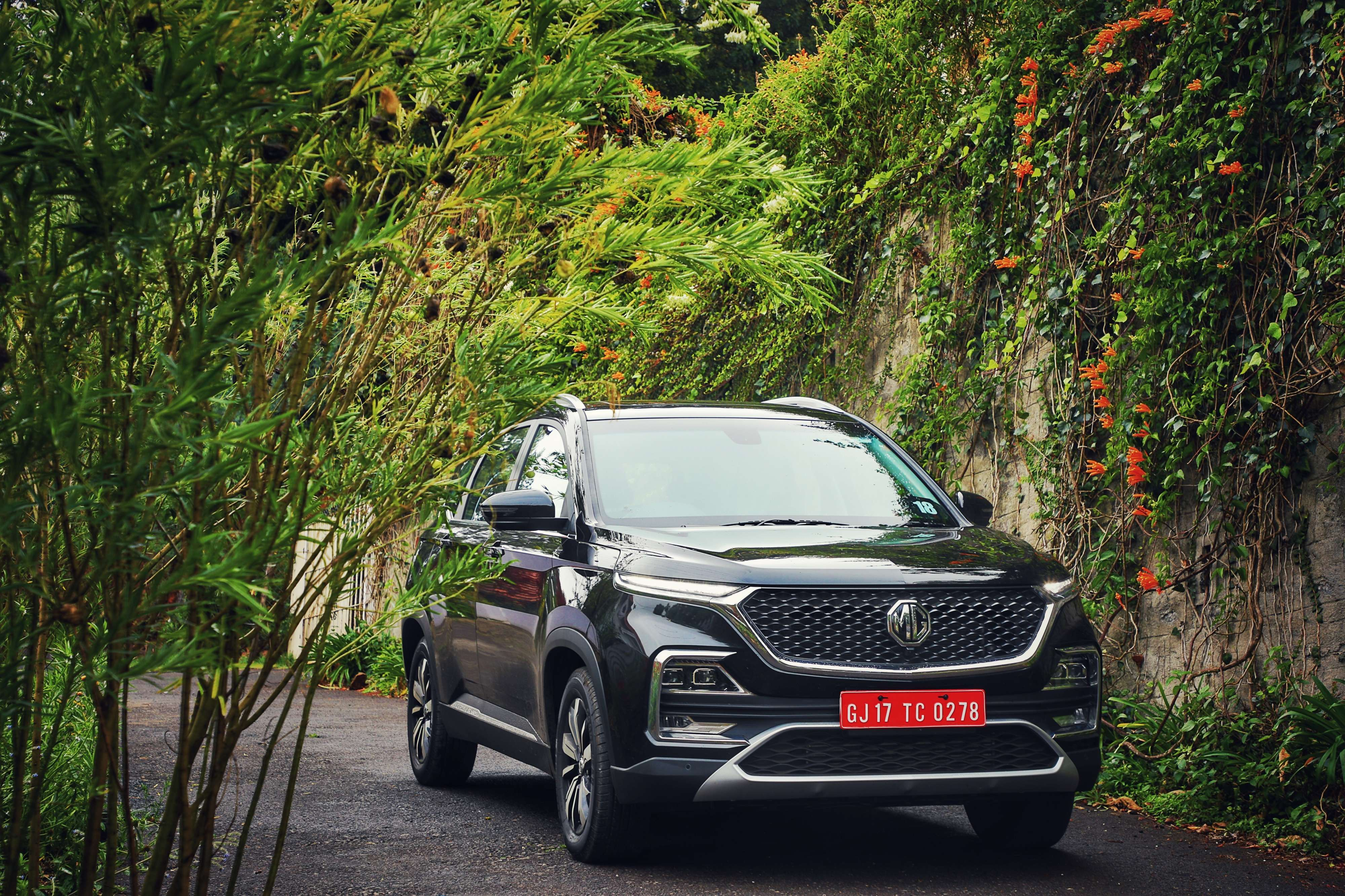 Mg Hector Booking More Than 50 Of Mg Hector Bookings Attributed To