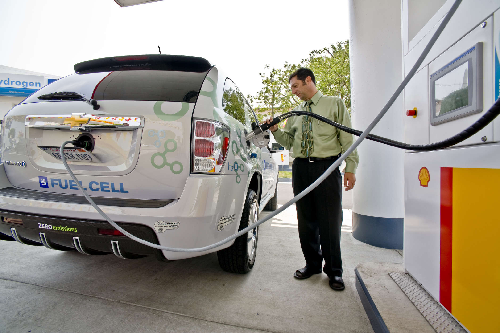 fuel cell: Toyota to supply hydrogen fuel-cell tech to China's FAW