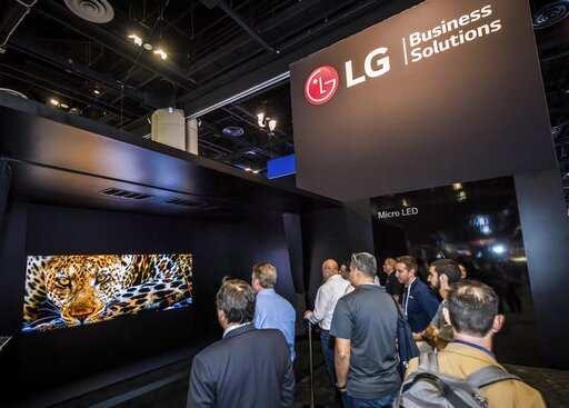 LG Electronics Q2 operating earnings down 15.4%