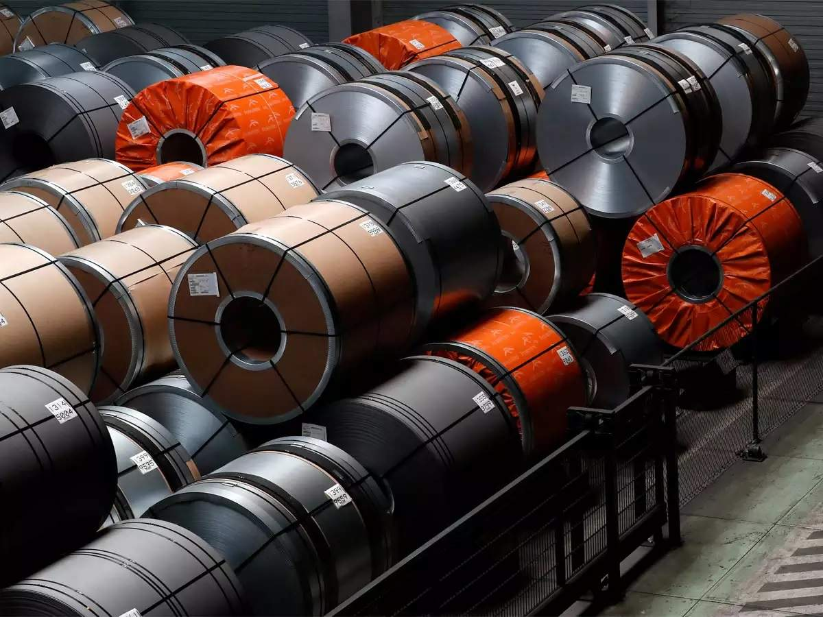 steel: ISSDA wished for more steep increase in customs duty on ...