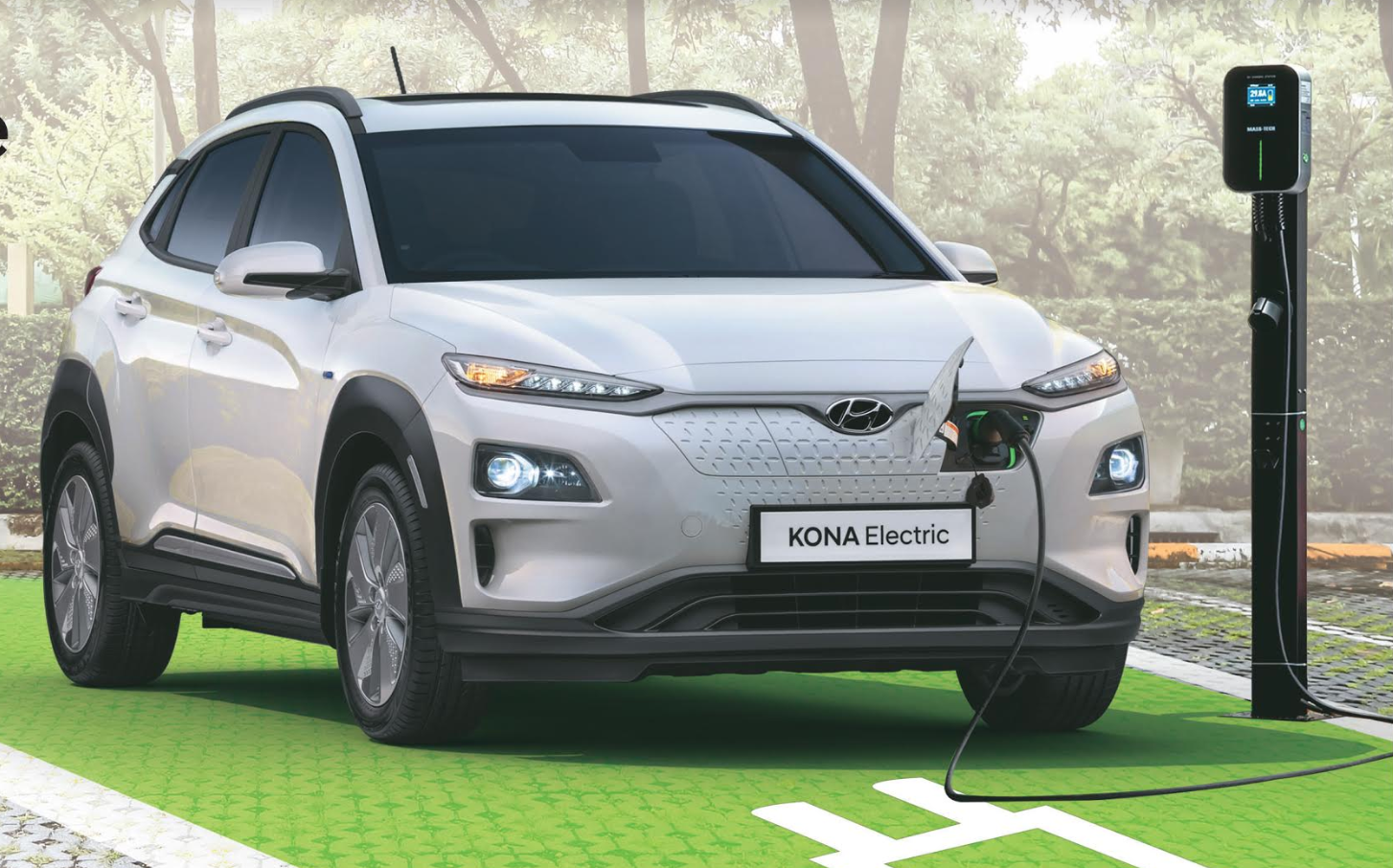Kona Electric: Hyundai Kona to have 452 KM range in a single charge, Auto News, ET Auto