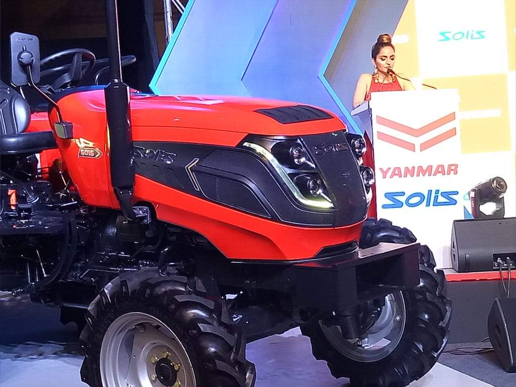 ITL Solis Yanmar: ITL launches Solis Yanmar tractor range in India
