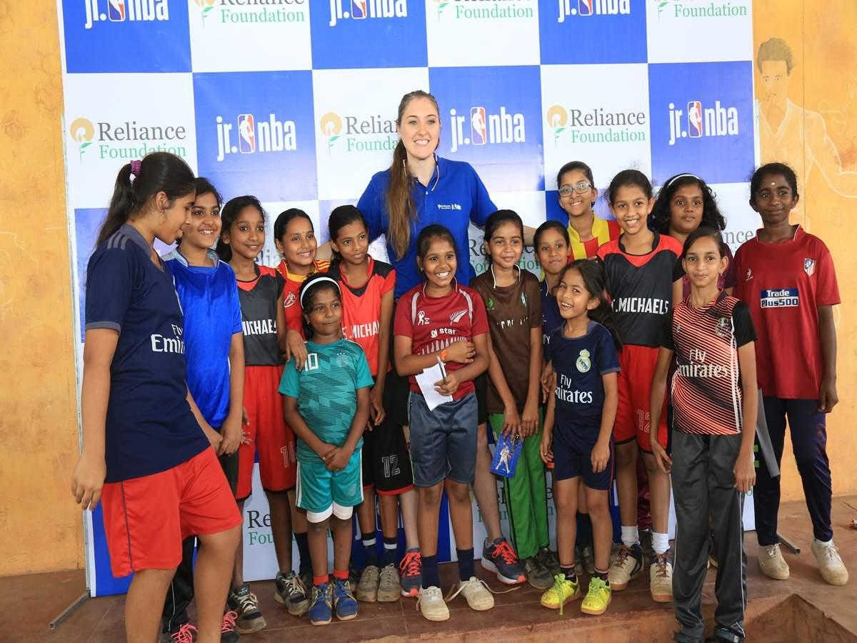 Dentsu: Fountainhead MKTG partners with Reliance Foundation Jr NBA  2018-2019 across India, Marketing & Advertising News, ET BrandEquity