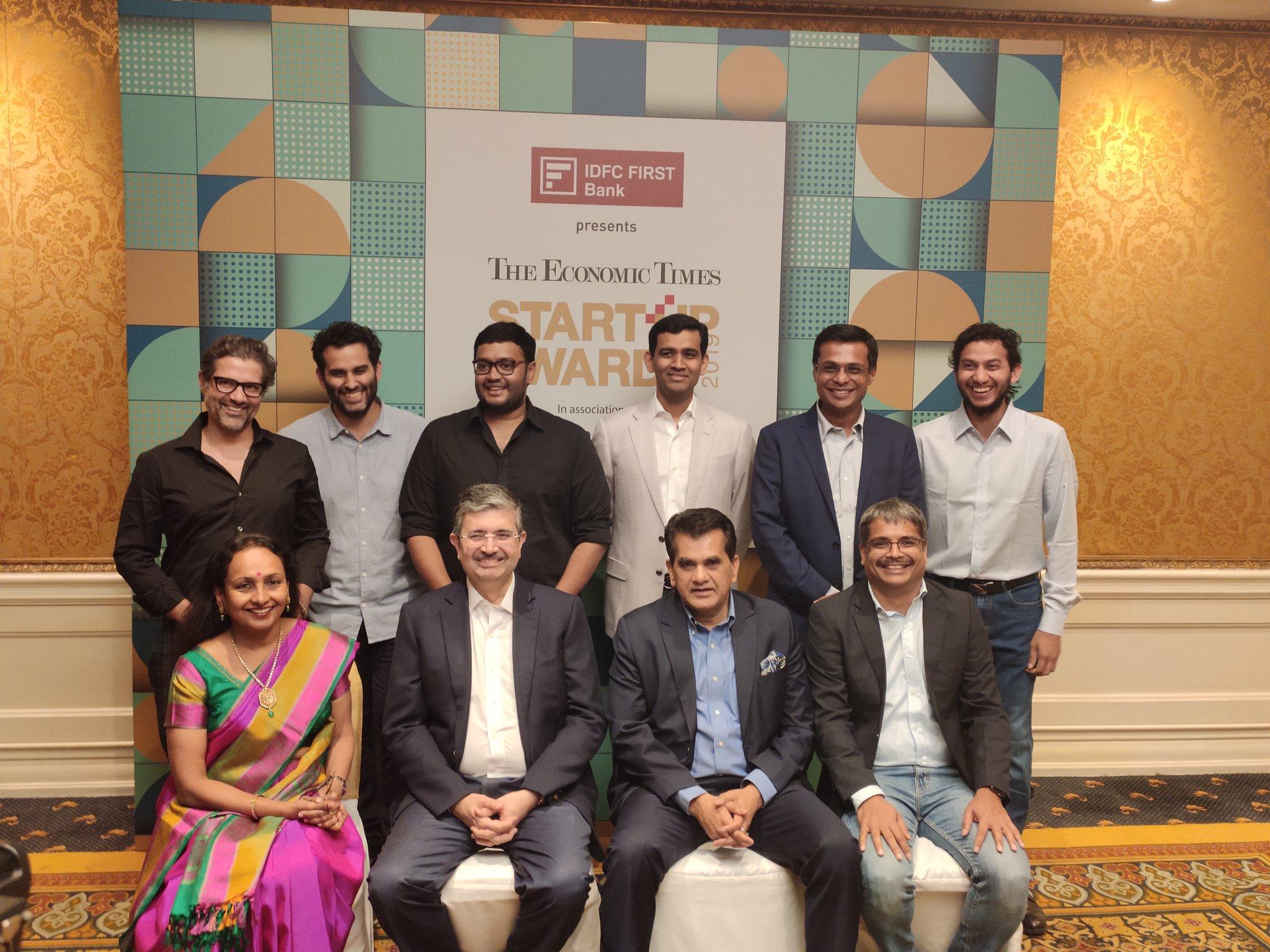 ET Startup Awards 2019: Delhivery books top spot at ET Startup Awards 2019,  Technology News, ETtech