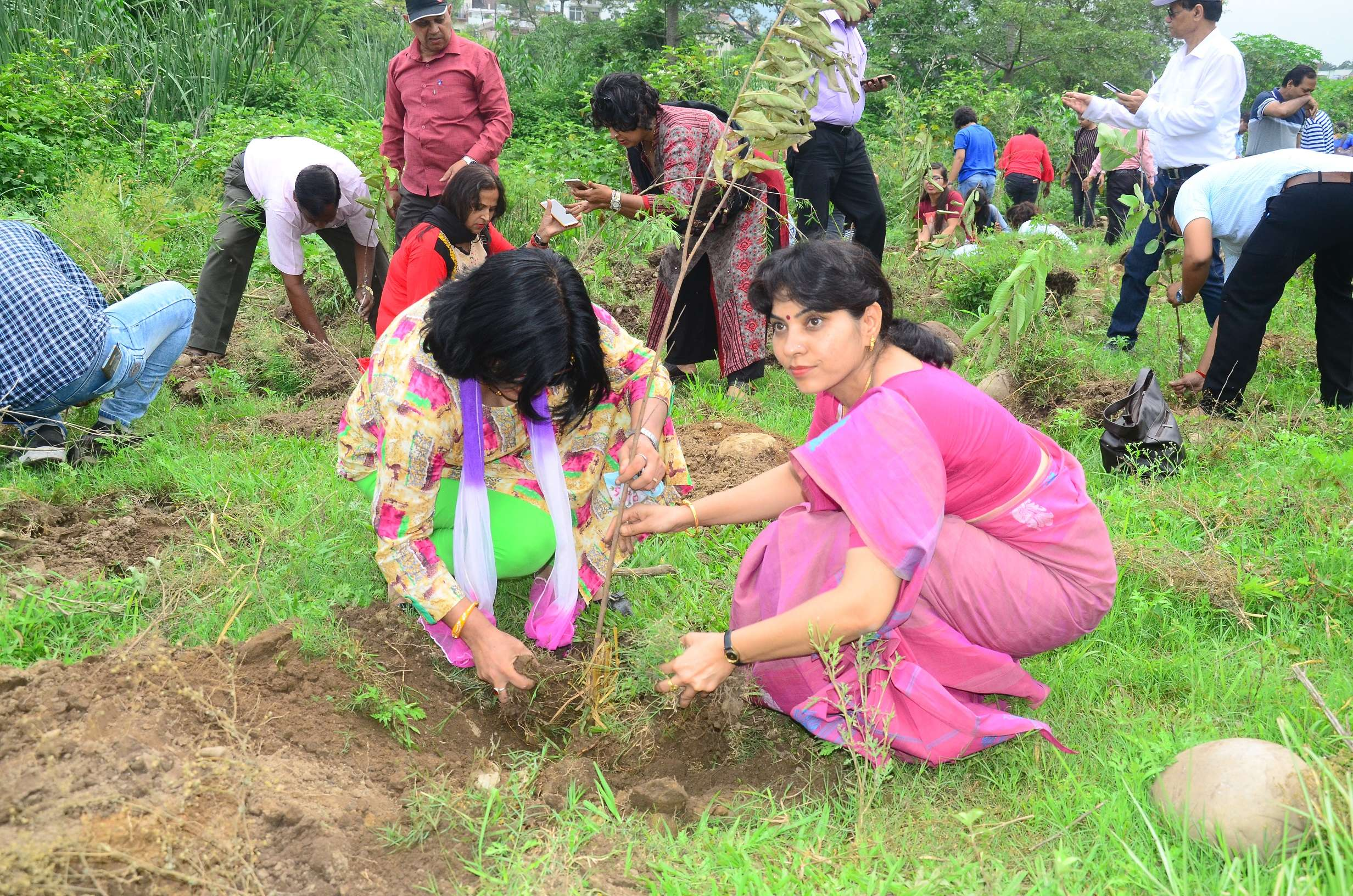 Hero MotoCorp Ltd: Hero MotoCorp organises tree plantation